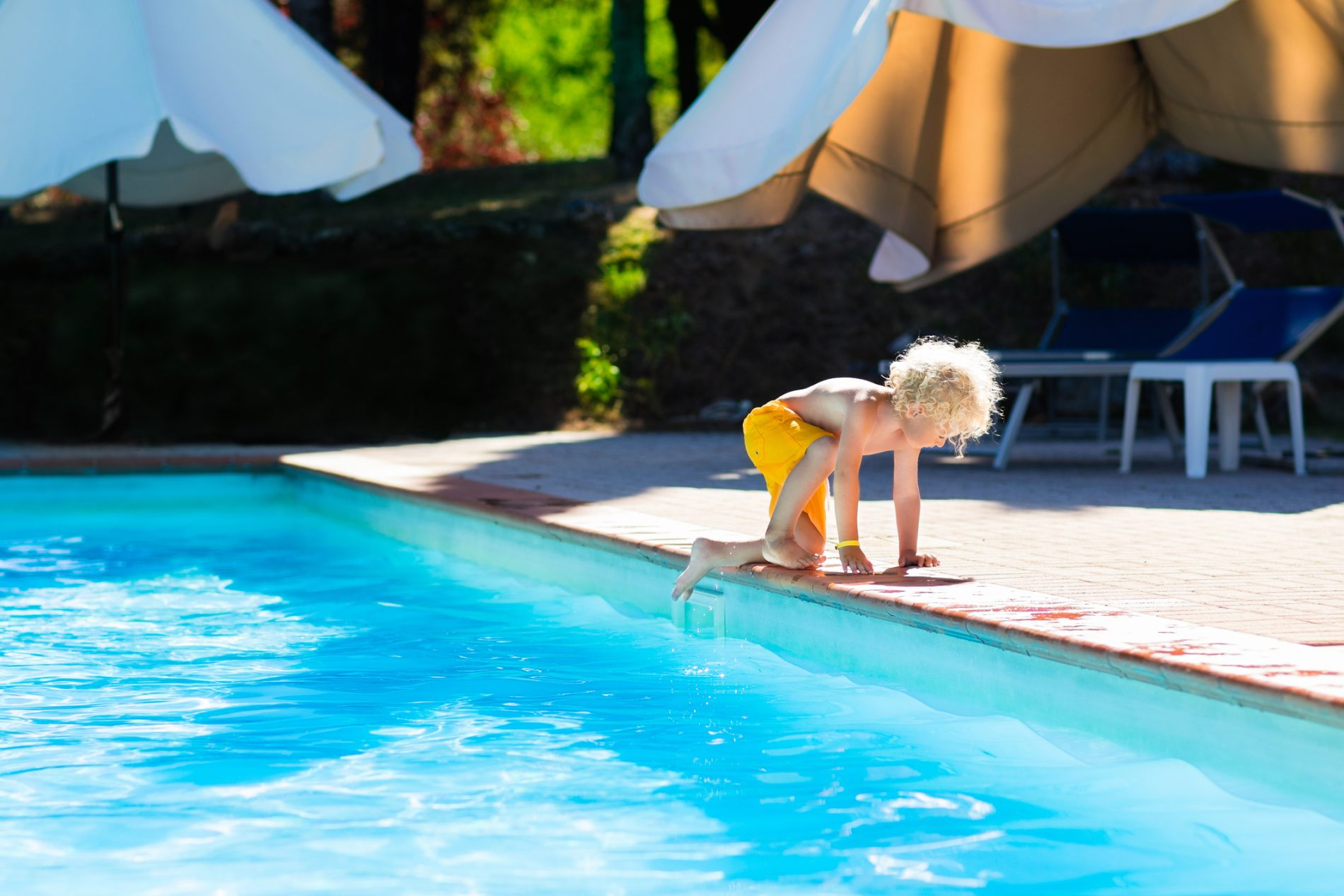 KEEP YOUR SWIMMING POOL SAFE THIS SUMMER