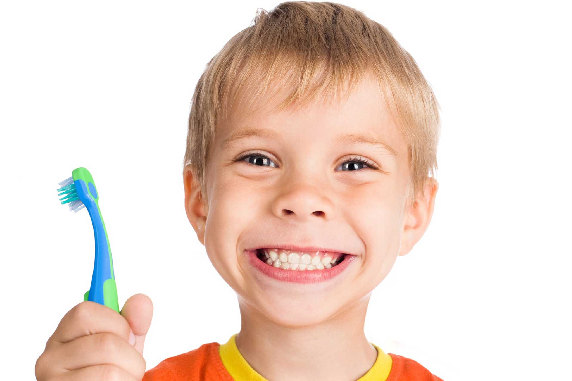 Should Your Child Be Using Fluoride Toothpaste?