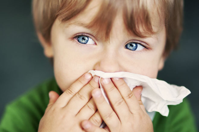 IS IT A COLD OR IS IT THE FLU?