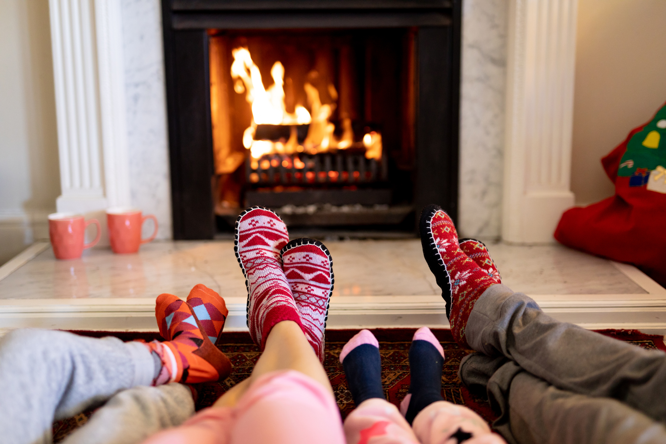 Gas Or Wood? How To Safely Keep Warm This Winter.