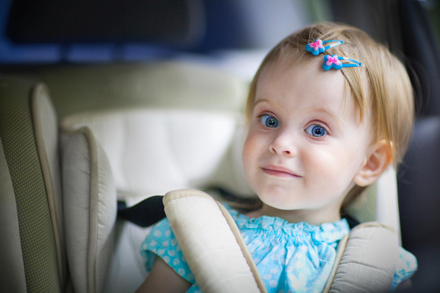 How To Use A Car Seat Harness Correctly