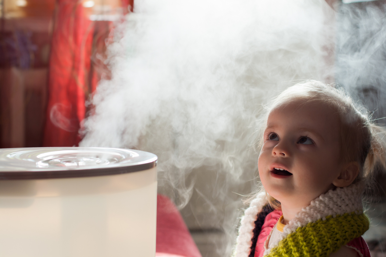 CHOOSING THE RIGHT HUMIDIFIER FOR YOUR CHILD